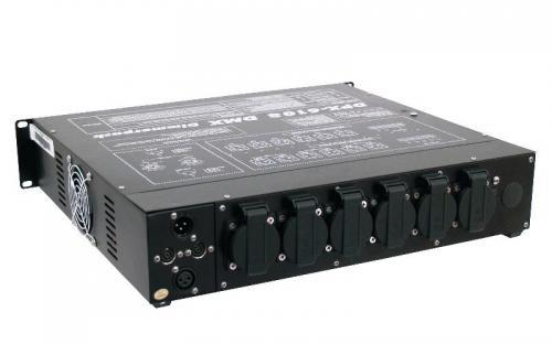 EUROLITE DPX-610 S DMX dimmer