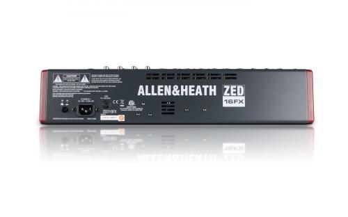 Allen&Heath ZED16FX