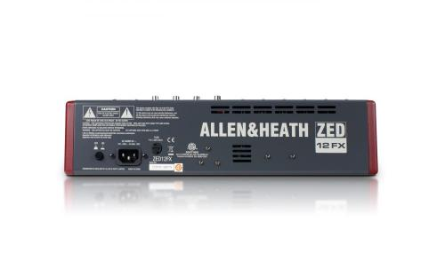 Allen & Heath ZED12FX hang keverőpult